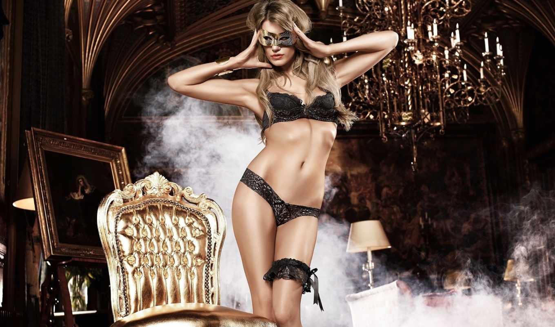 baci, девушка, белье, string, devushki, подвязка, elle, kanten, kant, blonde, маске,