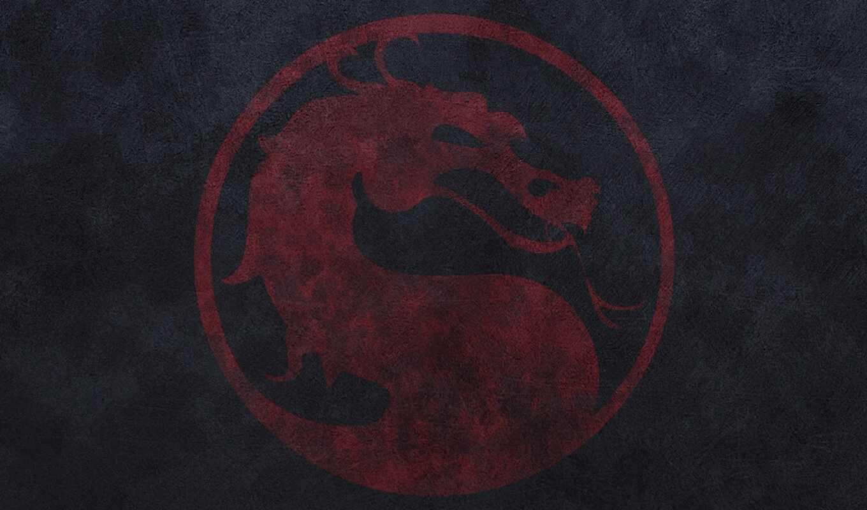 dragon, kombat, mortal,