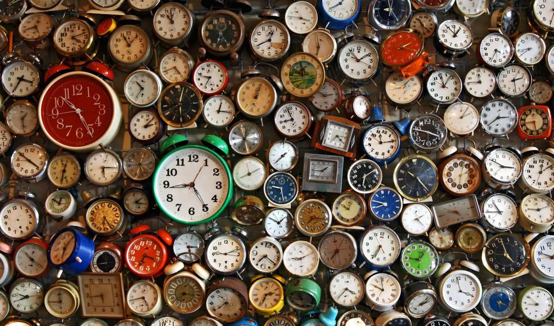 часы, hour, jigsaw, времени, puzzle