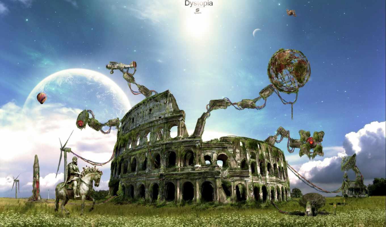 рим, колизей, italy, fantasy, images, you,