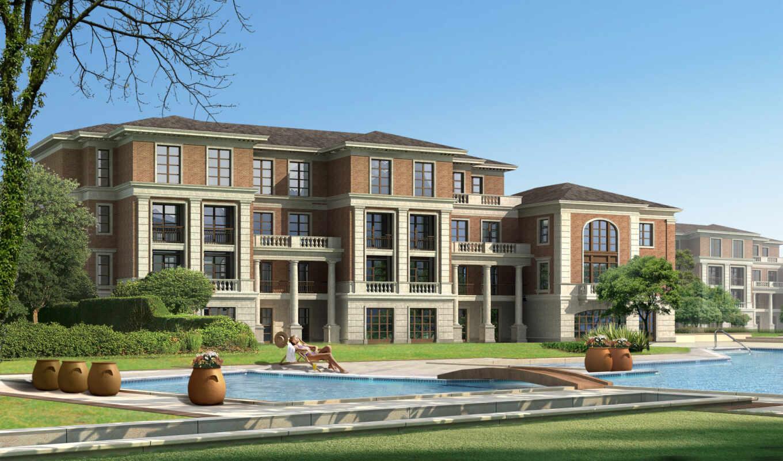 house, особняк, designer, бассейн, окно, интерьер, плоский, работать, дачный, decoration, тематика