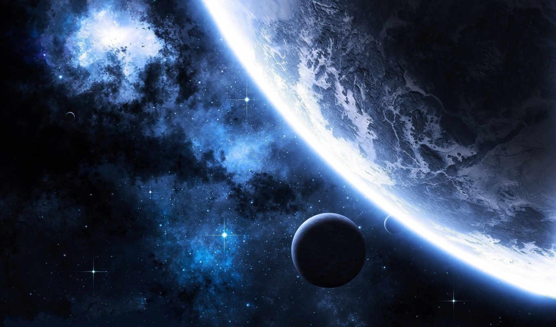 планеты, звезды, спутники, космос, картинка, шпалери, правой, кнопкой, картинку, супутники, зірки, airena, планети, код,