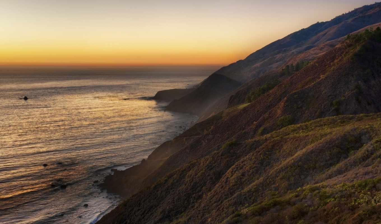 рисунки, море, america, water, природа, california, entertainment, pictures,