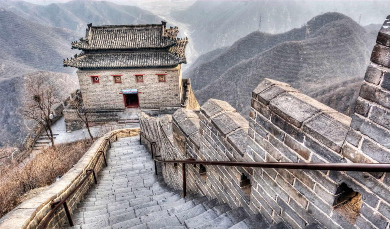 стена, china, great, you, desktop,