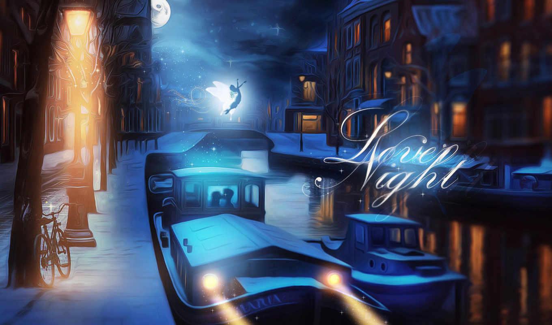ночь, хороший, new, images, free,