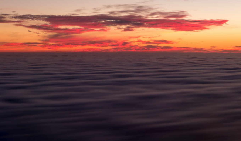 горизонт, california, небо, море, телефон, preview, mobile,