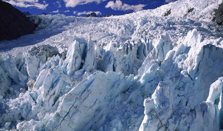 glacier, new, fox, zealand, free, world, facebook, desktop,