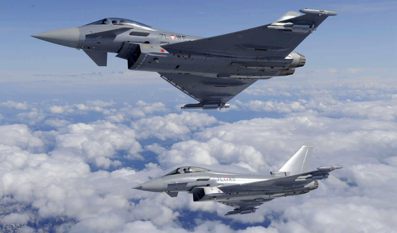 eurofighter, typhoon, dreamliner, boeing,