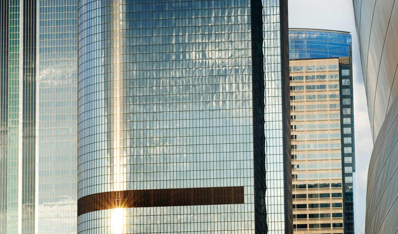 небоскрёб, здания, изображение, мира, высотные, небоскребы, glass, город,