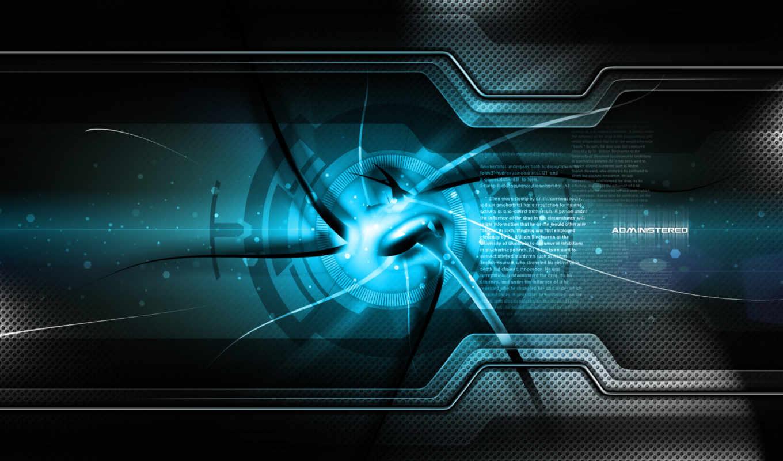 administered, cyber, нравится, neon, интерфейс, lapis, абстракция,