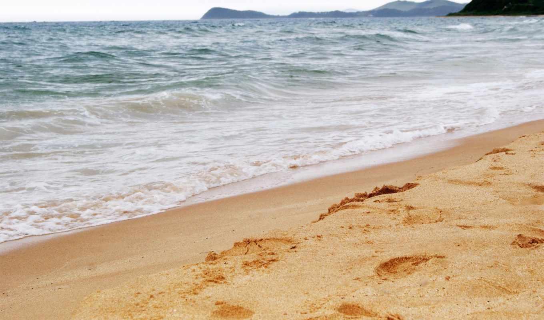 песок, море, высокого, art, качества, моря, waves,