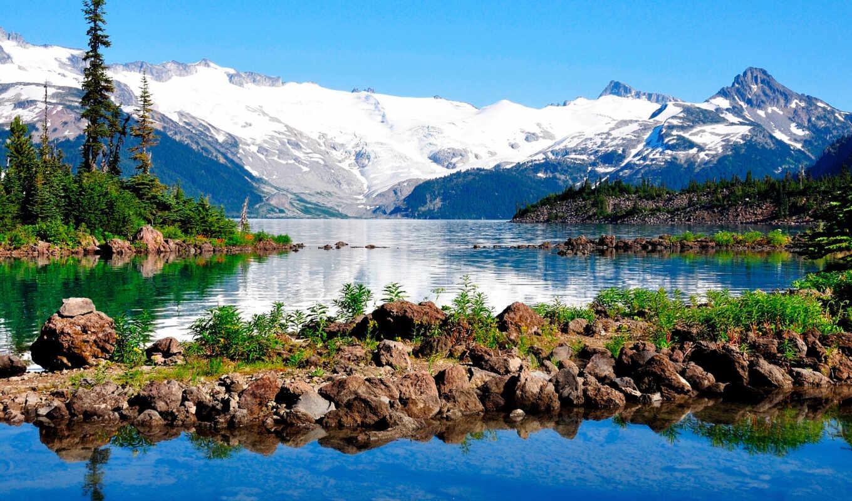 горы, landscape, природа, заставки, скалы,
