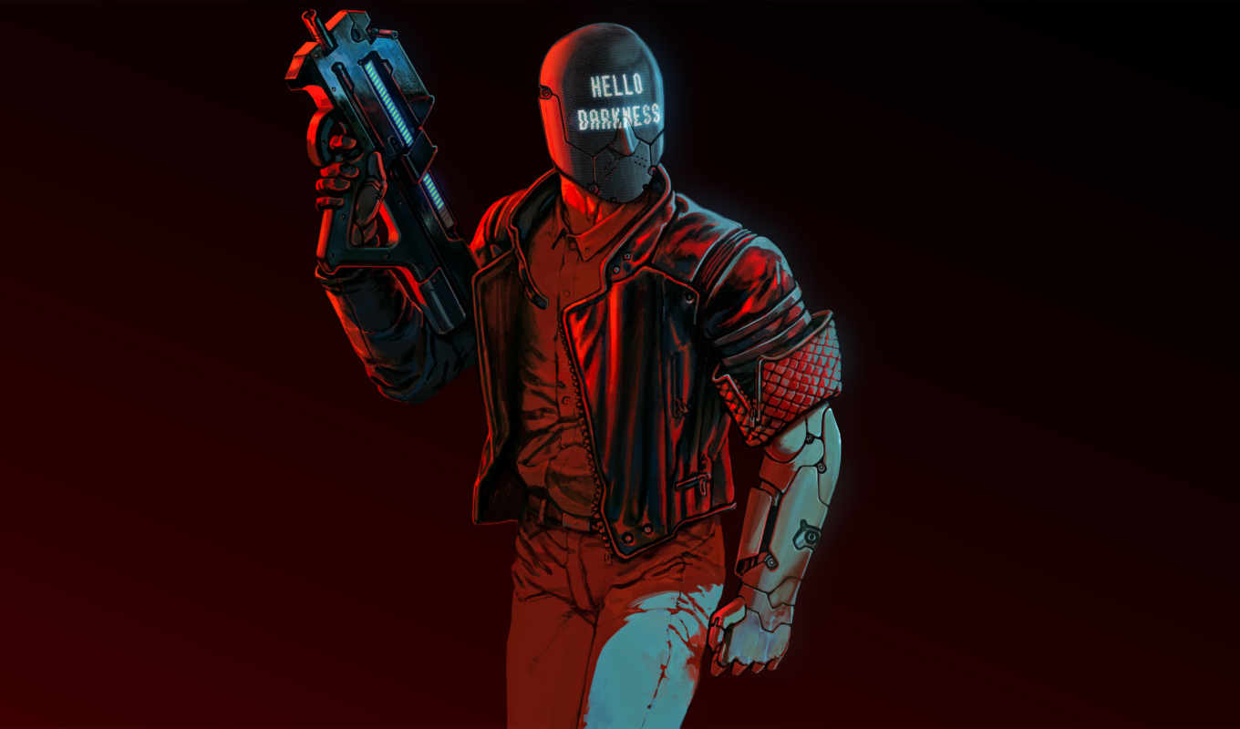 ruiner, игры, game, games, shooter, reikon,