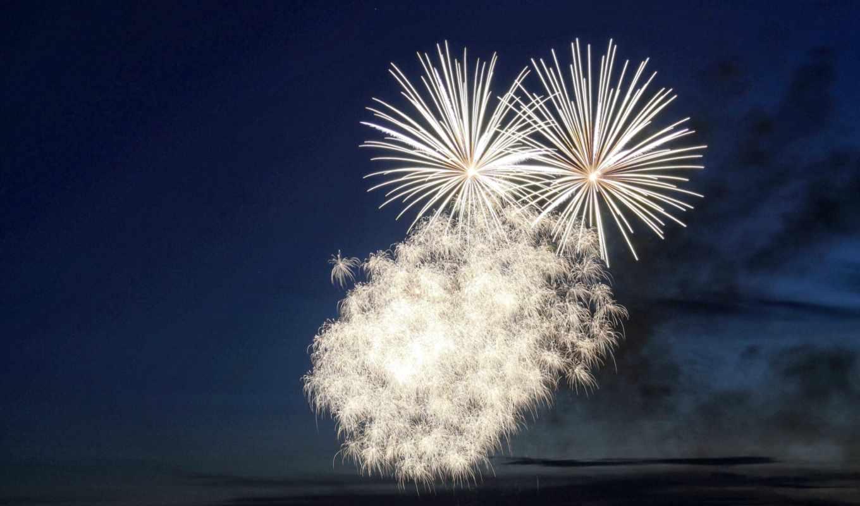 картинка, fireworks, красивый, заставка, eggs, праздник, valentine, день, розовый, ночь, сердце