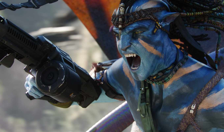 avatar, кричит, синий, movie,