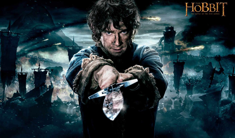 hobbit, robot, iphone, пяти, битва, воинств, windows, фильмы,