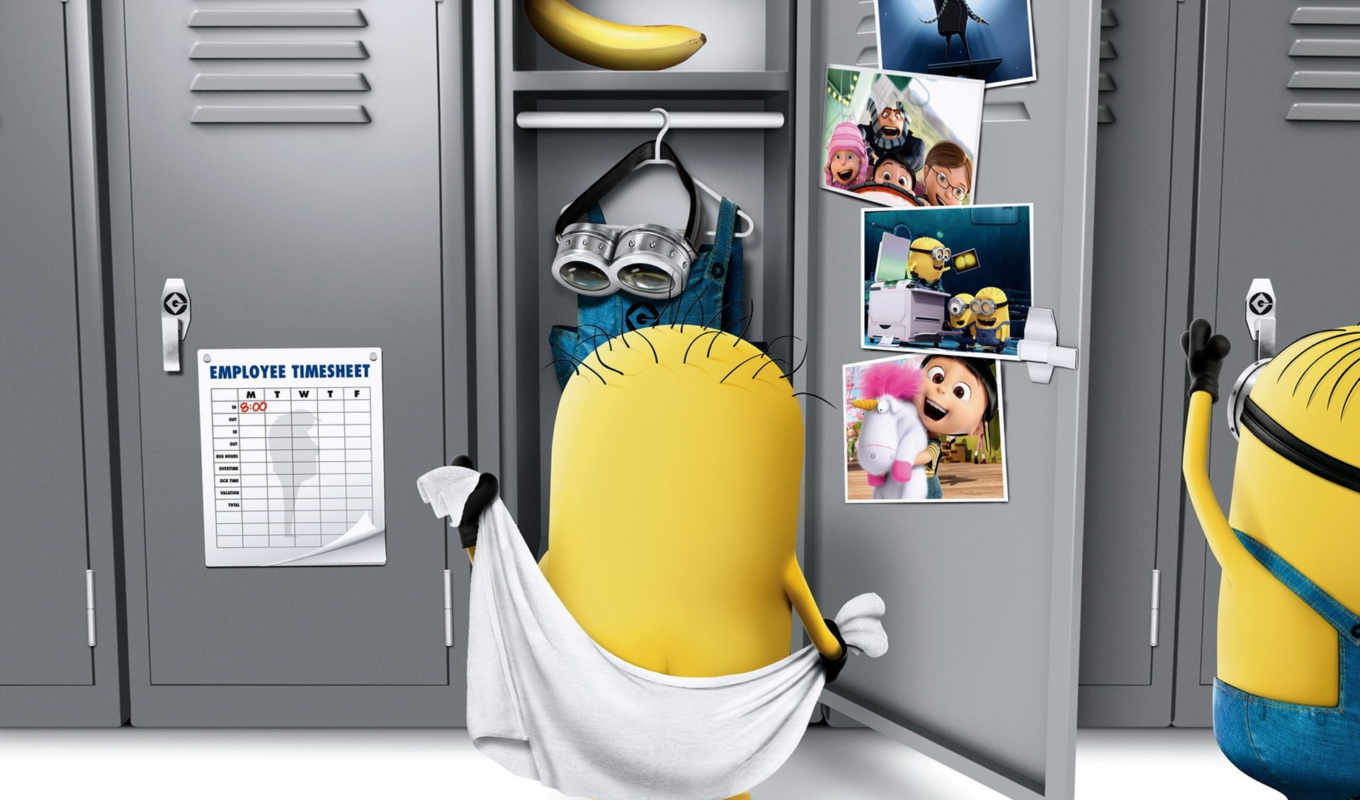despicable, minions, pack, миньоны,