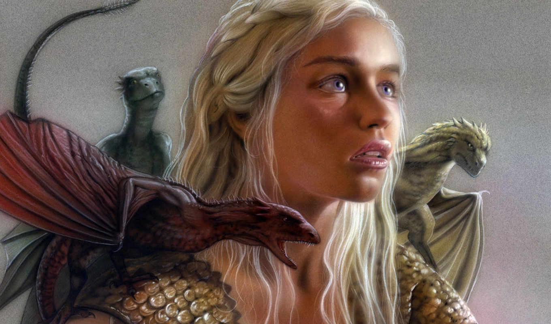 pack, best, daenerys, targaryen, игра, hbo, престолов, thrones, clarke, emilia,