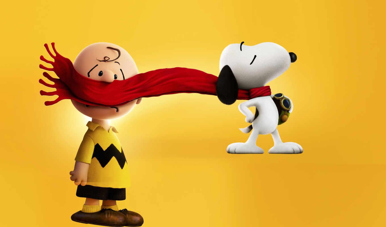 snoopy, charlie, браун, peanuts, movie,