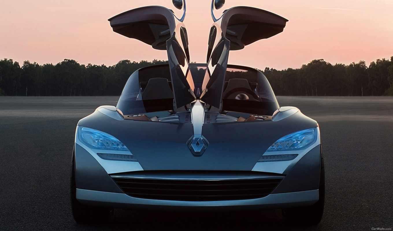 renault, concept, car, world, cars,