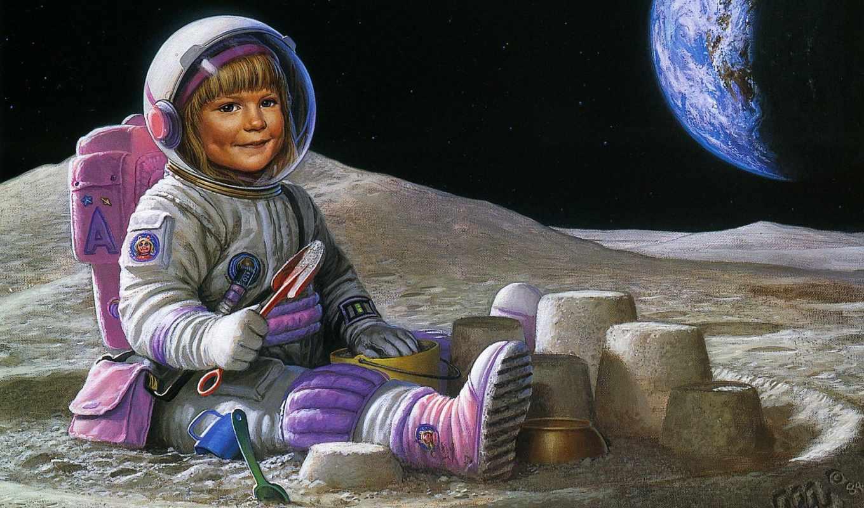 Веселые картинки о космосе