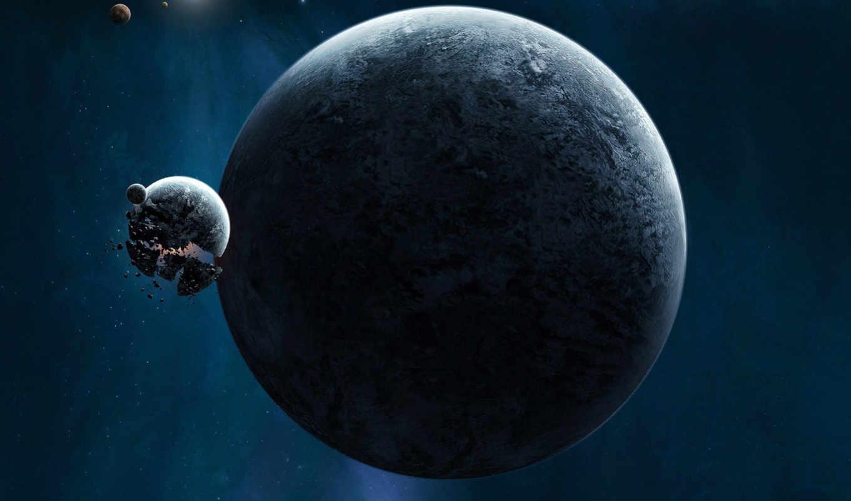 космос, планета,