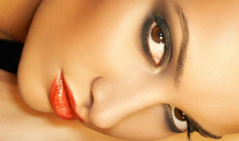 красавица, макияж, макияжа, красоты, глаз, сделать,