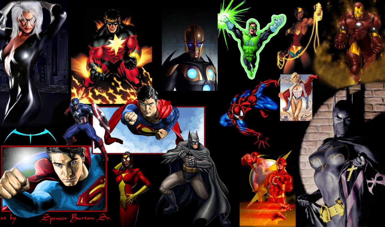 плакат, супер, movie, супергерой, widescreen, posters, герой,