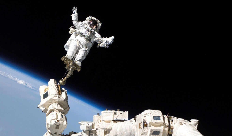 космос, космонавт, land, астронавт,