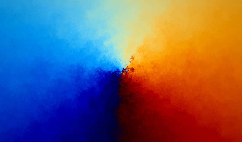 android, lollipop, синий, красный, желтый,