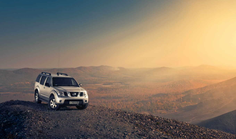 авто, автомобиль, nissan, pathfinder, пейзаж, внедорожник, джип, горы, нояб, без, регистрации,