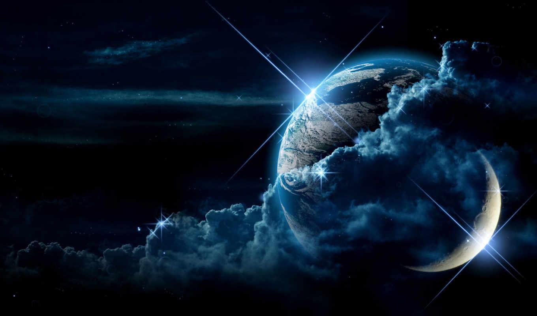 луна, пейзажи -, лунно, planet, land, лунные, года, календарь, secret, landscape, ночь,