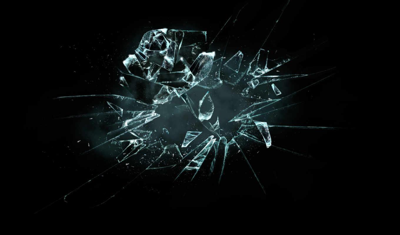 роза, осколки, broken, glass, очки, разных, разбитое,