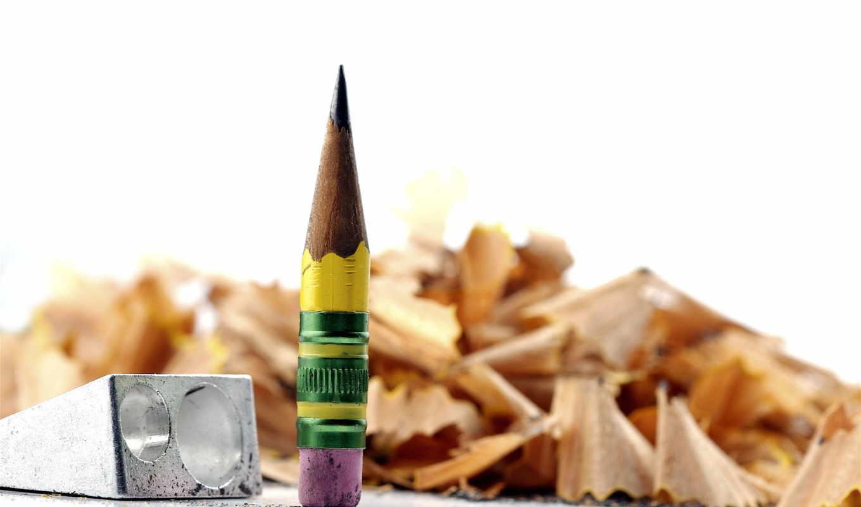 макро, карандаш, картинка, картинку,