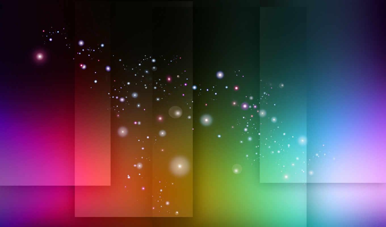разноцветное, свечение, спектр, abstract, squares, rainbow, colorful, пятна, color, point, абстракция,