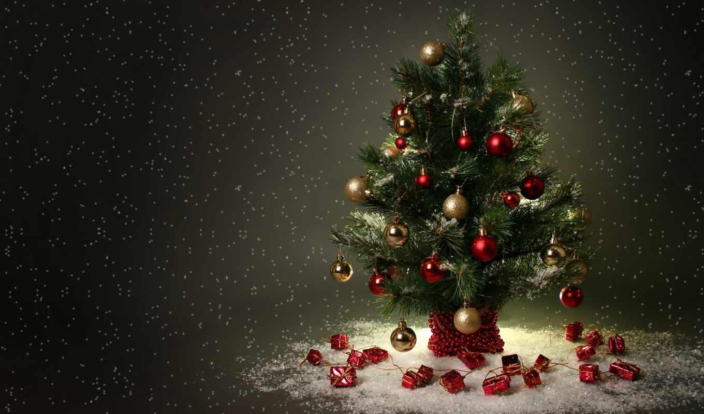 год, new, большие, дек, красивые, новогодние,