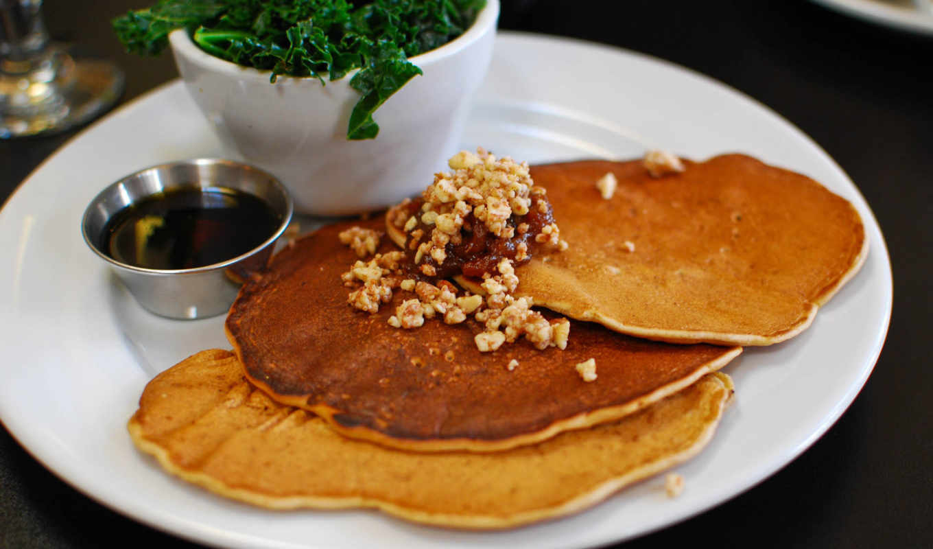 healthy, wallpaper, food, kb, breakfast, pancakes,