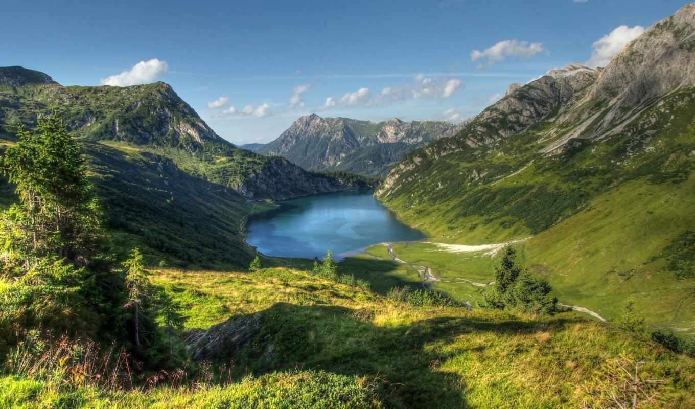 sterreich, австрия, republika, avstrija, republik, горы, austrija, картинка, озеро, картинку,