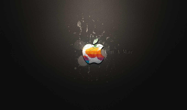 яблоко логотип apple mac, apple