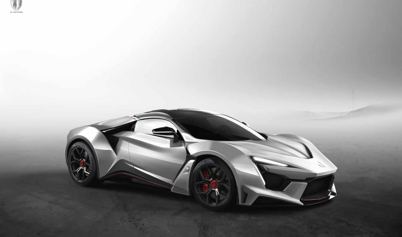 motors, крутой, supersport, представили, гиперкар, суперкар, fenyr,