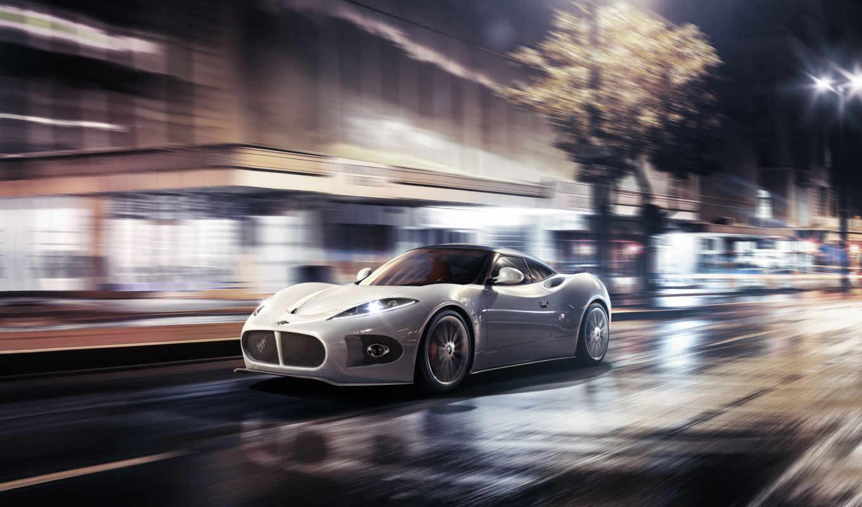 spyker, автомобили, venator, заставки, concept, восхищай,
