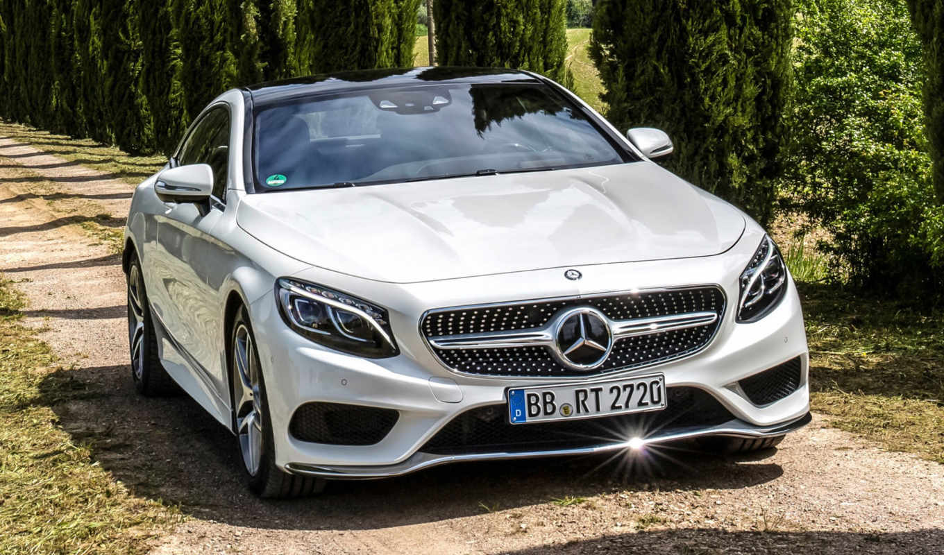 mercedes, benz, coupe, amg, matic, class, sports, package, rst,