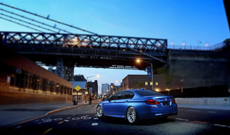 bmw, wheels, car, forged, ночь, blue, серия, цв,