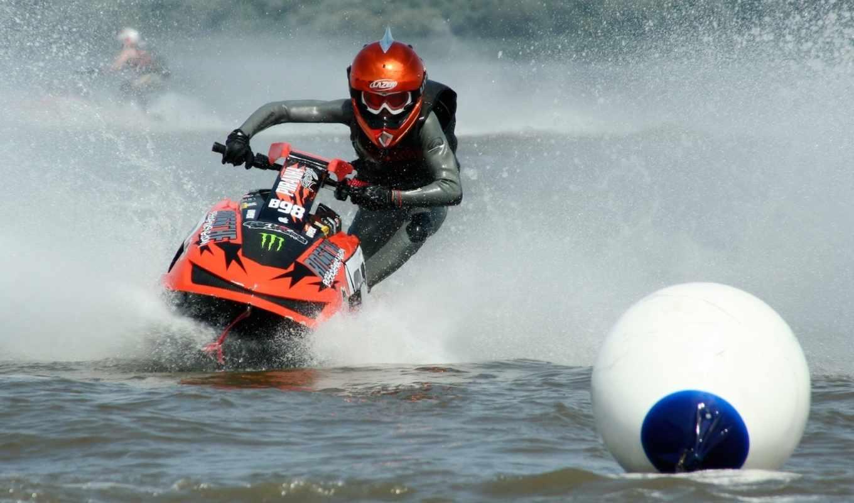 jetski, naar, водный, van, jet, мотоцикл, ski,