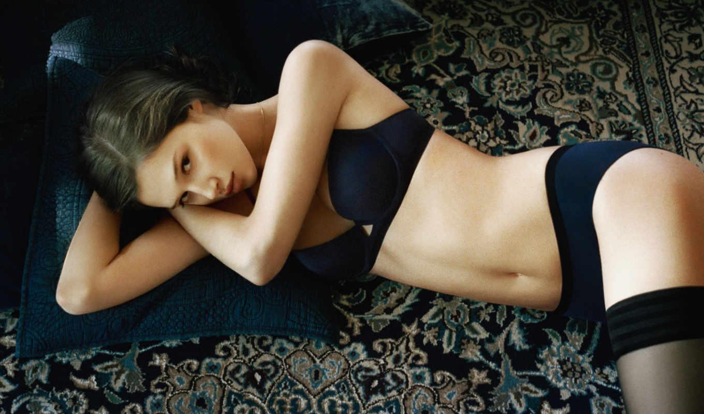 anais, pouliot, oysho, winter, lingerie, модель, нояб,