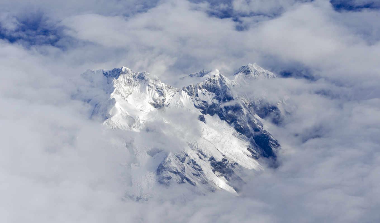 горы, природа,