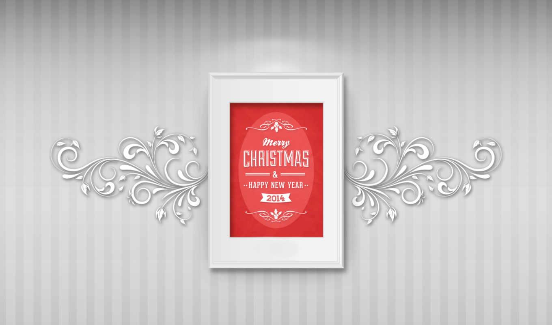 картинка, christmas, merry, desktop, white, год,