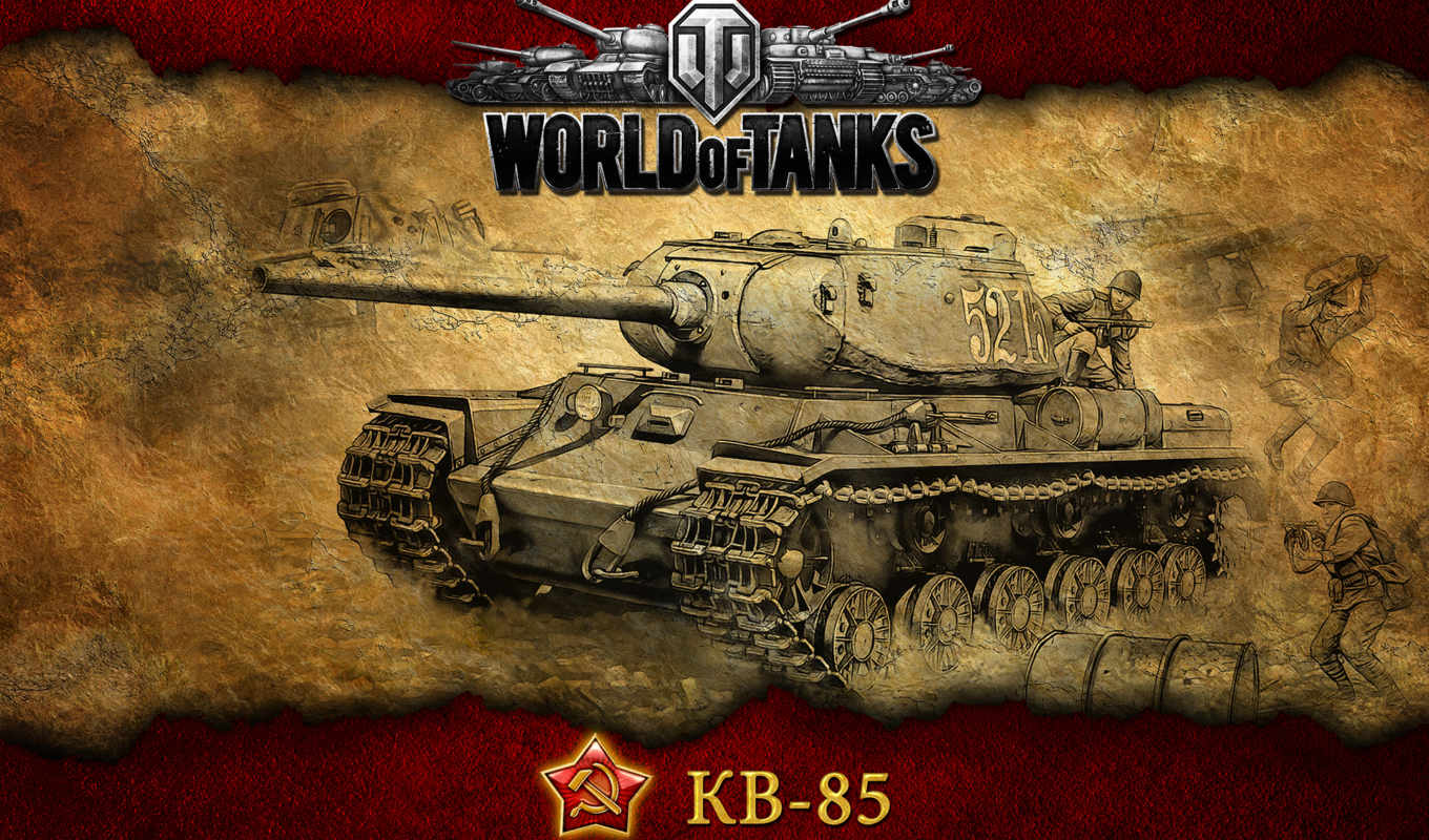 танки, обои, tanks, world, игры, кв, танк, армия,