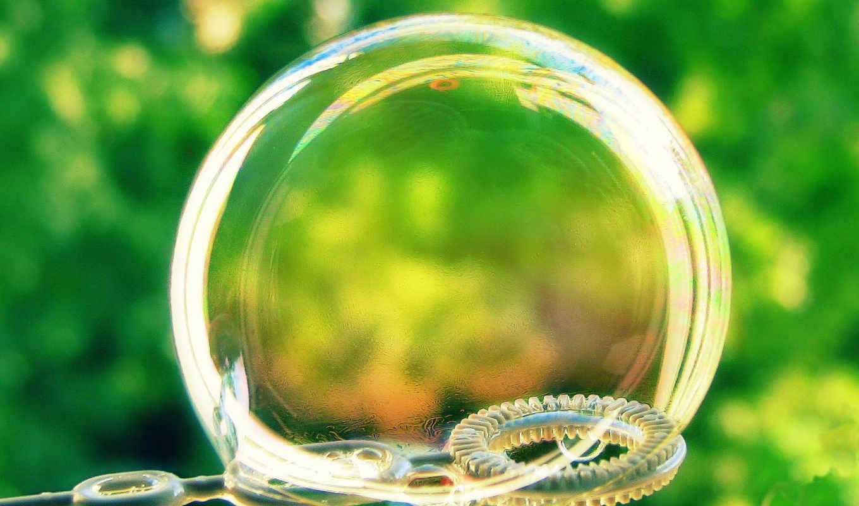 bubble, мыло, макро,
