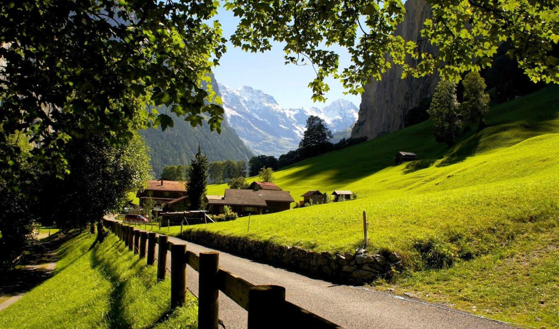 швейцария, lauterbrunnen, дек, янв, travel, блог,
